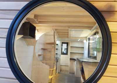 vu tiny house interieur