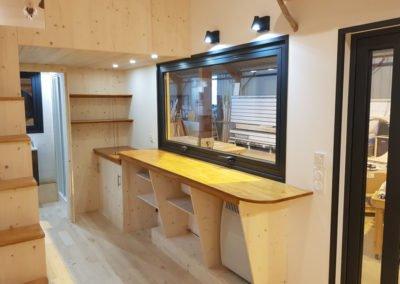 tiny house interieur