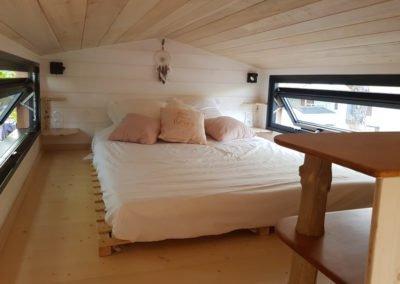tiny house chambre