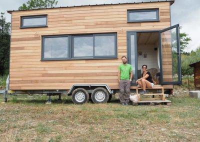 client tiny house