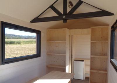 interieur tiny house pro